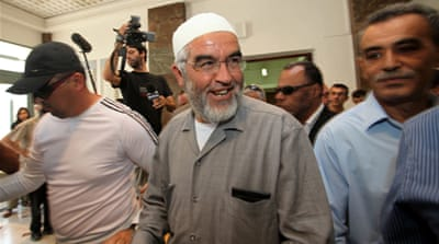 Barred Palestinian leader wins compensation