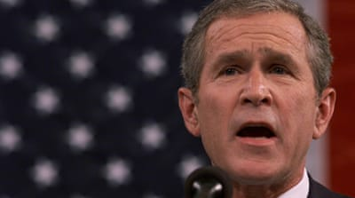 Amnesty calls on Canada to arrest George Bush