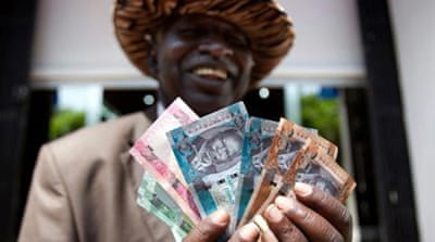 S Sudan issues own currency