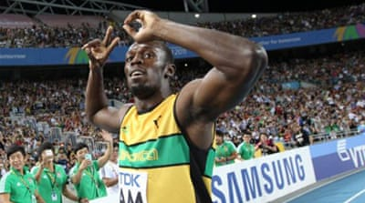 Bolt scoops top athlete award