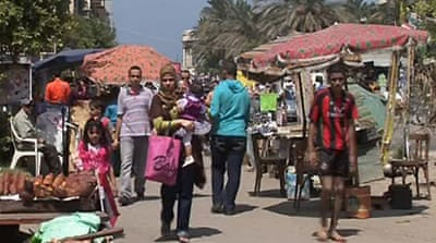 Unemployment rising for Egypt's youth
