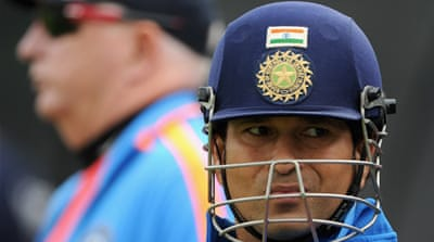 Tendulkar ruled out of one-day series