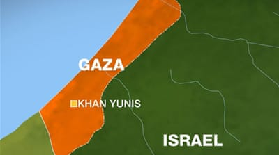 Israel raids Gaza after mortar strike reports