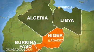 Large Libyan convoy arrives in Niger