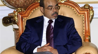In Pictures: Meles' Ethiopia