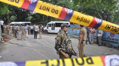 The (in)visible in Indian terrorism