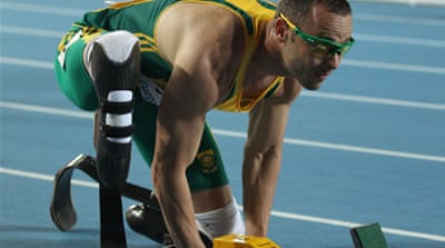 Pistorius surprised by relay omission