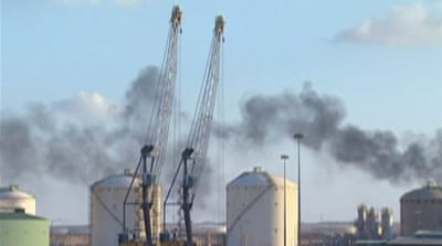 Security tightened at Libya's oil refineries