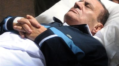 Mubarak trial resumes in Cairo