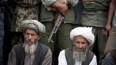 Taliban remains strong ten years on