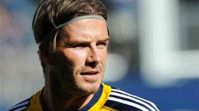 Beckham linked with Spurs and QPR