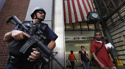 US alert over 'credible 9/11 terror threat'