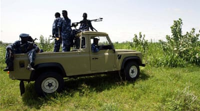 Sudanese police killed in clash over hostages