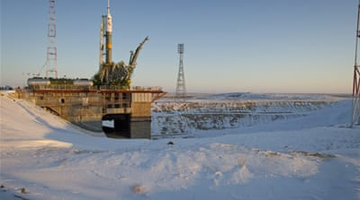 The Russian Bear dominates the Arctic