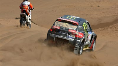 Rider dies in Dakar Rally crash