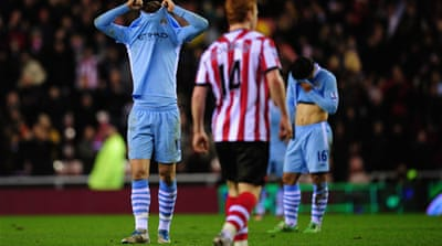 Smash-and-grab Sunderland stun City