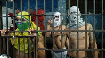 In pictures: Gangs of San Salvador