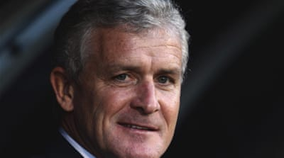 Mark Hughes is appointed QPR manager