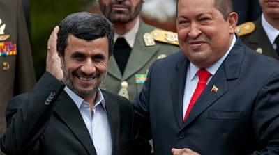 Is Iran finding new friends in Latin America?