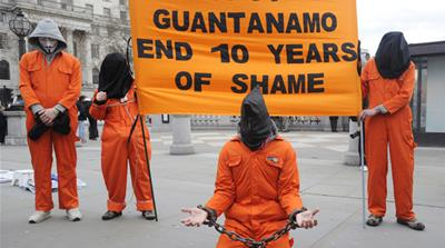 A decade of Guantanamo