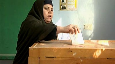 Brotherhood dominates Egypt polls