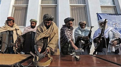 Taliban set terms as US pushes for talks