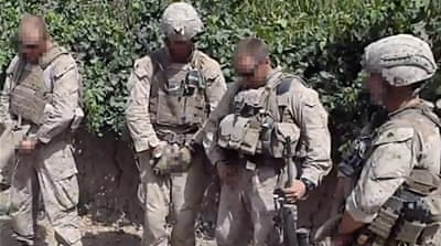 Marine unit in Afghan abuse video identified