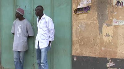 Shopkeepers in Uganda strike over loans