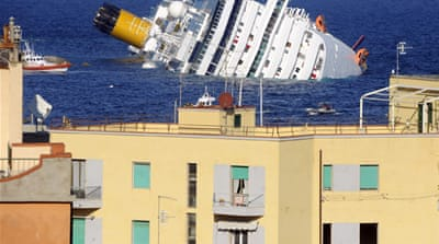 Italy investigates fatal cruise ship sinking