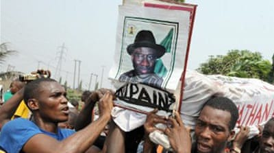 Nigeria president meets unions over strikes