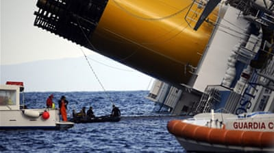 Most rescued after Italy ship disaster