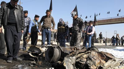 Car bomb targets minority in northern Iraq