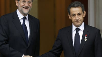 Sarkozy: Europe facing 'unprecedented crisis'