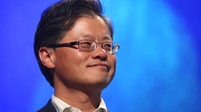 Yahoo! co-founder Jerry Yang resigns