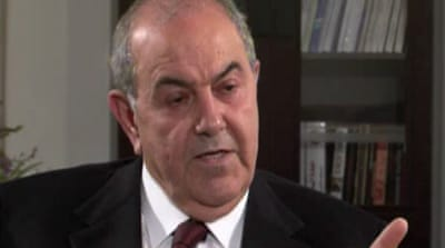 Allawi open to ending Iraq parliament boycott