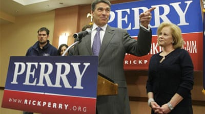 Rick Perry quits race for White House