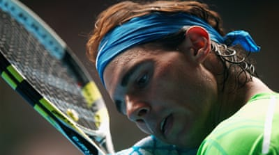 Nadal looks to end title drought
