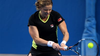 Clijsters rules herself out of French Open
