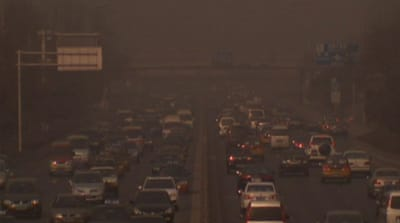 China to open pollution data to public