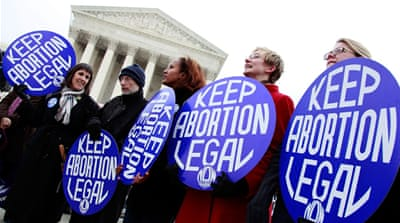 Reproductive rights and the Republican primary