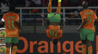 Zambia shock Senegal in Africa Cup