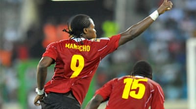 Angola seal victory over Burkina Faso