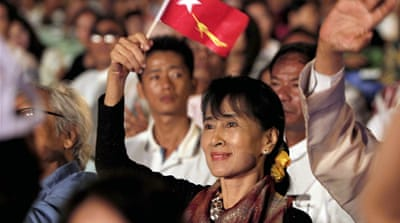 Suu Kyi's choice