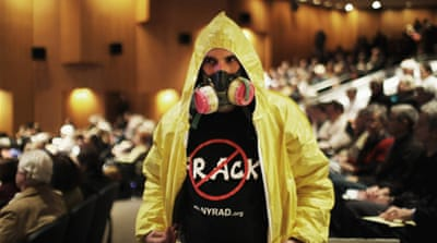 Shale-shocked: Fracking gets its own Occupy movement