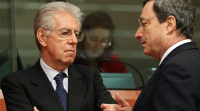 EU finance ministers urge quick Greece deal