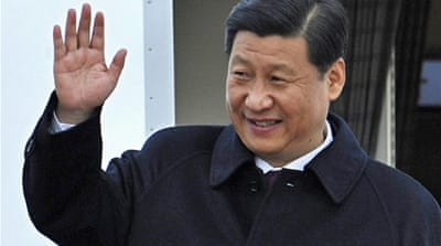 Little-known past of China's 'next leader'