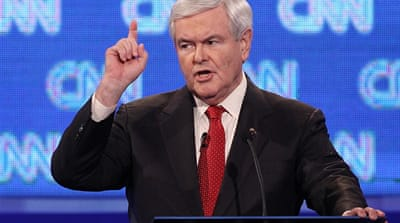 How Gingrich garnered South Carolina support