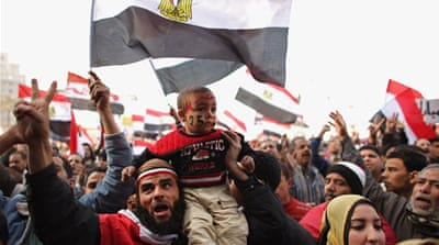Transcript: Egypt: The perils of revolution