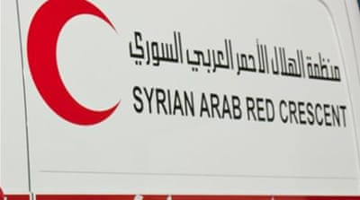 Senior Red Crescent official killed in Syria