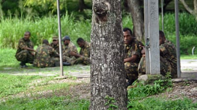 Troop mutiny sparks Papua New Guinea crisis